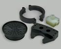 Macrotron Welded Plastic Parts
